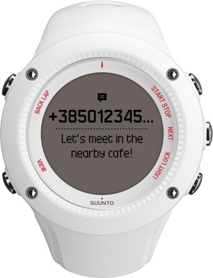 Suunto SS021258000 Ambit3 Run Digital Smartwatch