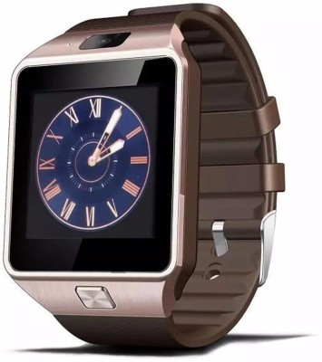 IBS Wrist Bluetooth Call Function Camera Recording Slim Fitness Memory card slot Mini Mobile Watch Strap GOLDEN Smartwatch