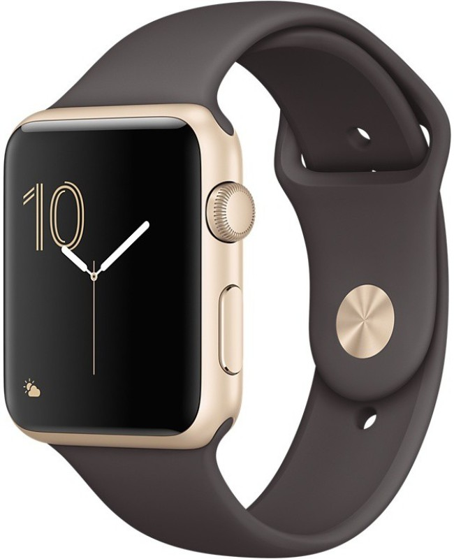 Apple Watch Series 1 - 42 mm Gold Aluminium Case...