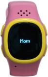 Traikoo Spatch Smartwatch (Pink Strap Re...