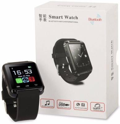 YSB u8 Smartwatch(Black Strap Regular) at flipkart