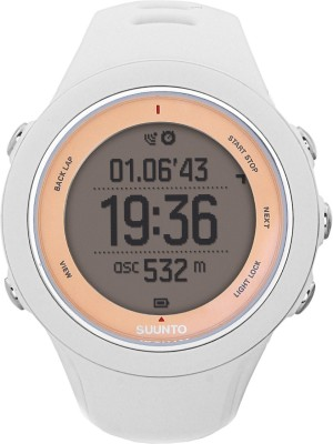 Suunto SS020672000 Ambit3 Sport HR Digital Smartwatch