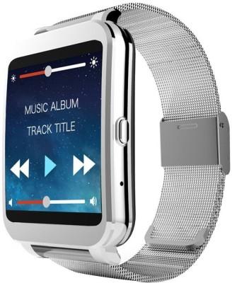 Infinitycarts I95 Smartwatch(Silver Strap Regular) at flipkart