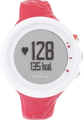Suunto M2 Fuchsia Digital Smartwatch
