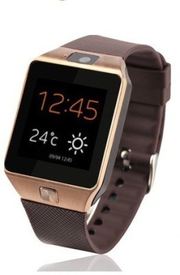 being trendy WS01 with SIM and 32 GB Memory Card Slot and Fitness Tracker Stainless Steel Smartwatch