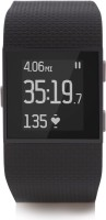 Fitbit Surge Black Smartwatch(Black Strap Large)