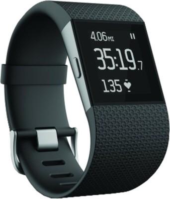 Fitbit Surge Fitness Superwatch Black Smartwatch