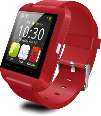 epresent U8 Bluetooth Red Smartwatch