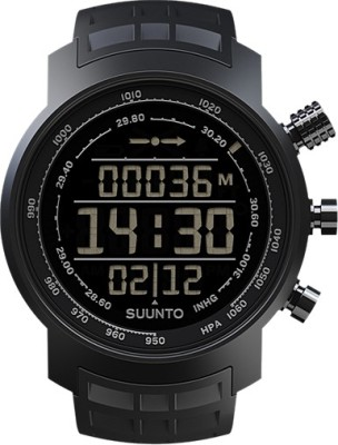 Suunto SS016979000 Elementum Terra Digital All Black Smartwatch