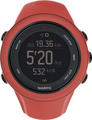 Suunto SS021469000 Ambit3 HR Sport Digital Coral Smartwatch