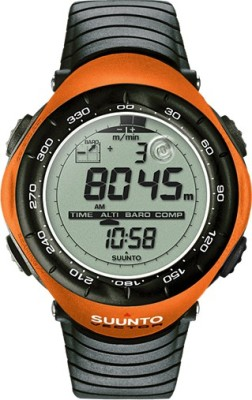 Suunto SS015077000 Vector Digital Black & Orange Smartwatch