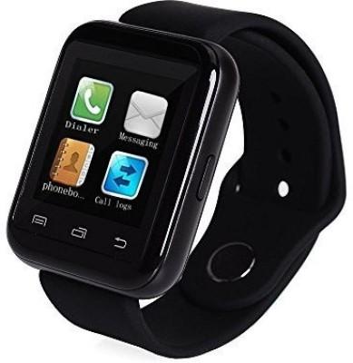 PhonoHolic U8 Black Smartwatch