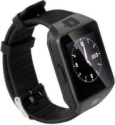 "NoWhereElse â""¢ Bluetooth Smart Camera Sim Watch for Andriod iOS Black Smartwatch"