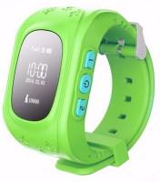 FindU FK04S Smartwatch(Green Strap Regular)