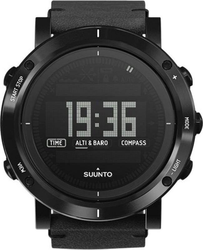 Suunto SS021215000 Essential Smartwatch(Strap)