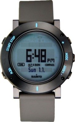 Suunto SS021372000 Core Digital Graphite Crush Smartwatch