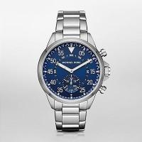 Michael Kors Gage Hybrid (For Men) Smartwatch(Silver Strap Regular)