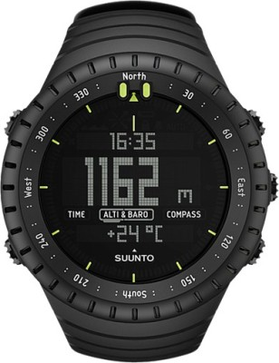 Suunto SS014279010 Core Digital All Black Smartwatch