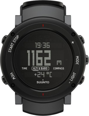 Suunto SS018734000 Core Digital Alu Deep Black Smartwatch