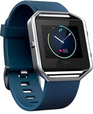 Fitbit Blaze Smart Blue & Silver Smartwatch