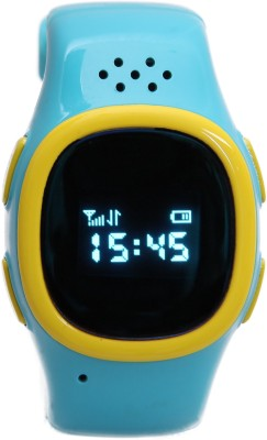 Traikoo Spatch Blue Smartwatch