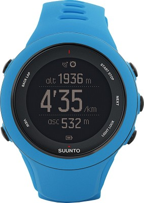 Suunto SS020679000 Ambit3 Sport HR Digital Smartwatch