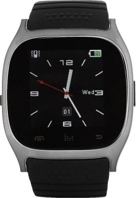 TS Health & Fitness BLCAK Smartwatch