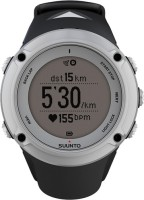 Suunto Ambit2 Silver Smartwatch(Black Strap Regular)