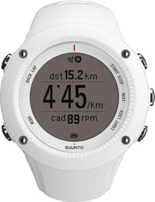 Suunto SS020657000 Ambit2 Digital Smartwatch(Black Strap)