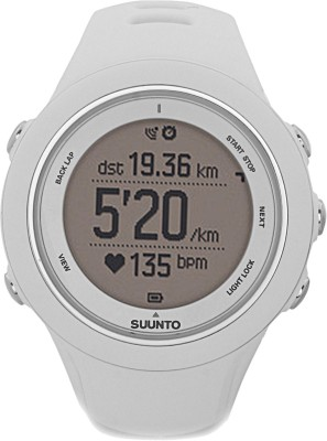 Suunto SS020680000 Ambit3 Sport HR Digital Smartwatch