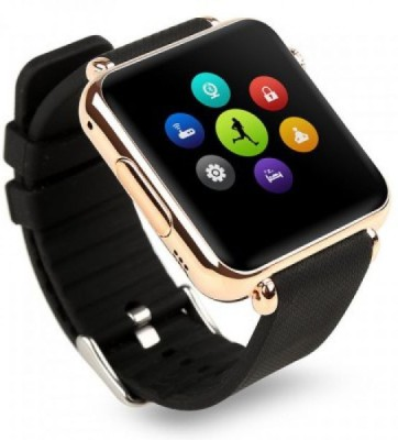 Disko Watch I6 Peppy Black Smartwatch(Black Strap Medium) at flipkart