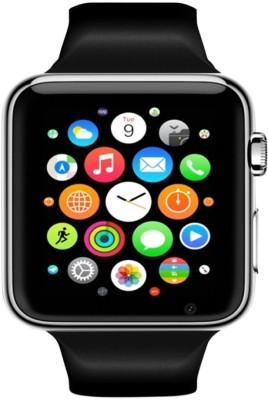 ShopAIS A1 Black Smartwatch(Black Strap Regular) at flipkart