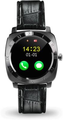 CELESTECH WS06 Smartwatch(Black Strap)