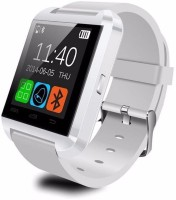 Influx ™ U-8 Imported Bluetooth Inteligente® White Smartwatch(White Strap Regular)