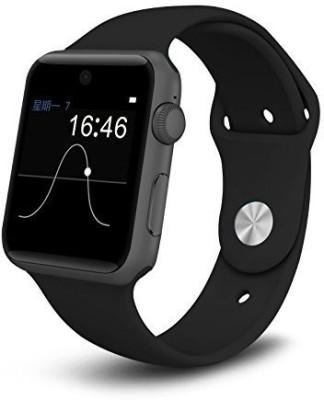 VCS T50-S-BLK Silver Smartwatch