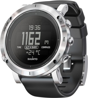 Suunto SS020339000 Core Digital Brushed Steel Smartwatch