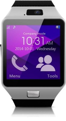 Mob Care DZ09_14 Bluetooth, Sim, memory card slot, Camera Fitness Trac price in india