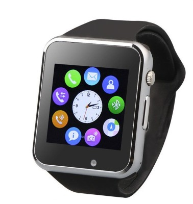 FKU W8 Bluetooth Smart Health Watches Support SIM slot and memory card price in india