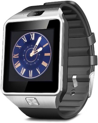 Celestech WSO1 with Fitness Tracker, SIM and Memory Card Slot and Bluetooth Smartwatch(Black Strap)