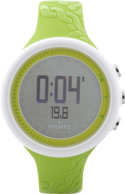 Suunto SS020648000 M2 Digital Lime Smartwatch