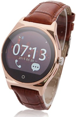 Spot Dealz SD – Leather Band Smartwatch