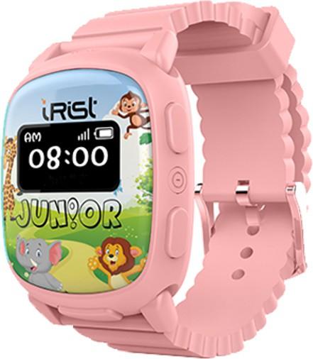Intex iRist JUNIOR Pink Smartwatch(Pink Strap Regular)