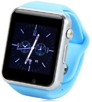 """Speed A1 1.54"""" Touch screen for Android IOS Smartphones with Bluetooth 3.0 Blue Smartwatch(Blue Strap Regular)"""