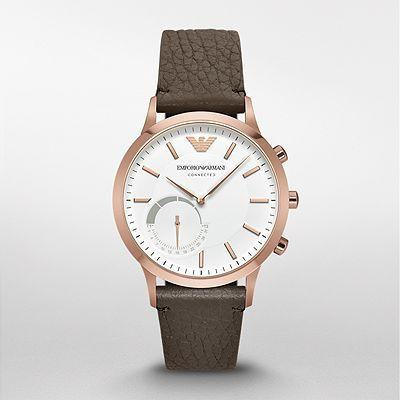 Deals | Emporio Armani Smartwatches - For Him