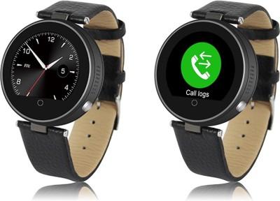 Kingshen Bluetooth Watch Smartwatch(Black Strap)