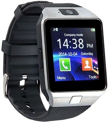 IBS Wrist Call Camera Recording Bluetooth Slim Fitness Memory card slot Mini Mobile BLACK Smartwatch