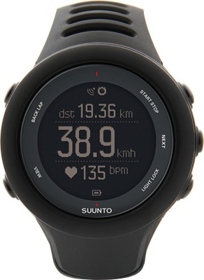 Suunto SS020678000 Ambit3 Sport HR Digital Smartwatch