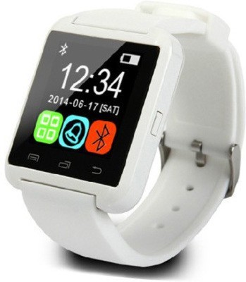 Style Maniac Super Vision Android Support White Smartwatch