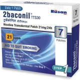 2baconil 21mg 24 hour patch Smoking Patc...