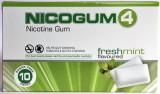 Cipla Nicogum Nicotine Chewing Gum 4mg -...